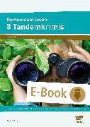 Cover-Bild zu Gemeinsam lesen: 8 Tandemkrimis (eBook) von Weber, Annette
