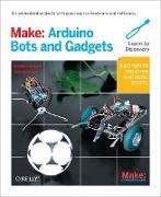 Cover-Bild zu Karvinen, Tero: Make: Arduino Bots and Gadgets (eBook)