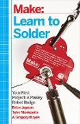 Cover-Bild zu Jepson, Brian: Learn to Solder (eBook)