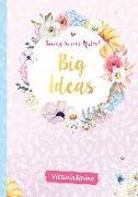 Cover-Bild zu ViktoriaSarina: Spring in eine Pfütze! Notizbuch Big Ideas