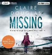 Cover-Bild zu Douglas, Claire: Missing - Niemand sagt die ganze Wahrheit