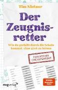 Cover-Bild zu Der Zeugnisretter (eBook) von Nießner, Tim