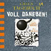 Cover-Bild zu Kinney, Jeff: Gregs Tagebuch, 14: Voll daneben! (Hörspiel) (Audio Download)