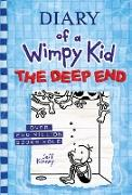 Cover-Bild zu Kinney, Jeff: The Deep End (Diary of a Wimpy Kid Book 15) (eBook)