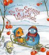 Cover-Bild zu Amft, Diana: Die kleine Spinne Widerlich - Wundervolle Winterzeit