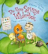 Cover-Bild zu Amft, Diana: Die kleine Spinne Widerlich - Besuch beim Doktor