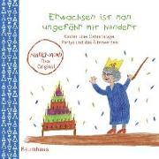 Cover-Bild zu Ekrut, Sybille (Hrsg.): Erwachsen ist man ungefähr mit hundert