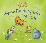 Cover-Bild zu Amft, Diana: Die kleine Spinne Widerlich - Meine Kindergartenfreunde