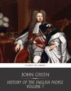 Cover-Bild zu Green, John: History of the English People Volume 7 (eBook)