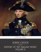 Cover-Bild zu Green, John: History of the English People Volume 8 (eBook)