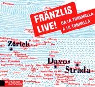Cover-Bild zu Fränzlis (Instr.): Fränzlis LIVE