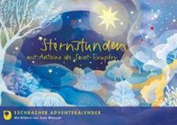 Cover-Bild zu Sternstunden mit Antoine de Saint-Exupéry von Saint-Exupéry, Antoine de