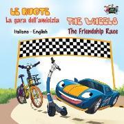 Cover-Bild zu La gara dell'amicizia - The Friendship Race von Books, Kidkiddos