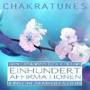 Cover-Bild zu Einhundert Affirmationen: Wohlstand - Glück - Heilung (Audio Download) von Kempermann, Raphael