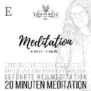 Cover-Bild zu Meditation In der Edelsteinhöhle - Meditation E - 20 Minuten Meditation (Audio Download) von Heyn, Christiane M.