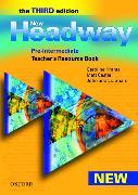 Cover-Bild zu New Headway: Pre-Intermediate Third Edition: Teacher's Resource Book von Soars, John