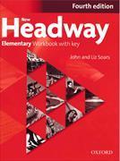 Cover-Bild zu New Headway: Elementary Fourth edition. Workbook with Key von Soars, John
