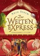 Cover-Bild zu Sturm, Anca: Vom Suchen und Finden (Der Welten-Express 3) (eBook)