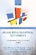 Cover-Bild zu Hooghe, Liesbet: Measuring Regional Authority (eBook)