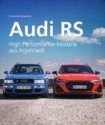 Cover-Bild zu Audi RS von Bergander, Constantin