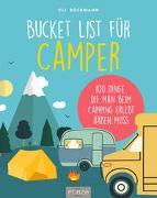 Cover-Bild zu Die Bucket List für Camper von Böckmann, Uli