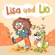 Cover-Bild zu Lisa und Lio von Schreiter, Daniela