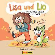 Cover-Bild zu Lisa und Lio - Das Mädchen und der Alien-Fuchs (eBook) von Schreiter, Daniela
