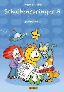 Cover-Bild zu Schattenspringer, Band 3 - Spektralfarben (eBook) von Schreiter, Daniela