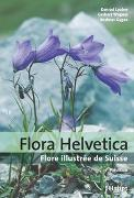 Cover-Bild zu Lauber, Konrad: Flora Helvetica - Flore illustrée de Suisse