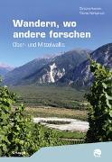 Cover-Bild zu Wandern, wo andere forschen von Huovinen, Christine