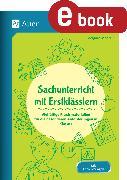Cover-Bild zu Sachunterricht mit Erstklässlern (eBook) von Moers, Edelgard