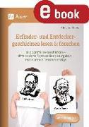 Cover-Bild zu Erfinder- & Entdeckergeschichten lesen & forschen (eBook) von Moers, Edelgard