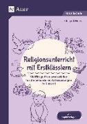 Cover-Bild zu Religionsunterricht mit Erstklässlern von Moers, Edelgard