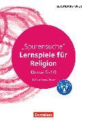 Cover-Bild zu Lernen im Spiel Sekundarstufe I. Spurensuche von Isecke-Vogelsang, Matthias