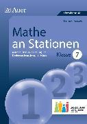 Cover-Bild zu Mathe an Stationen 7 Inklusion von Ksiazek, Bernard