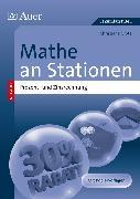 Cover-Bild zu Mathe an Stationen Prozent- und Zinsrechnung von Grote, Christiane