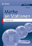 Cover-Bild zu Mathe an Stationen SPEZIAL Dezimalbrüche von Avci, Sezer