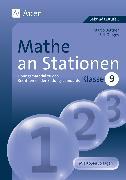 Cover-Bild zu Mathe an Stationen. Klasse 9 von Bettner, Marco