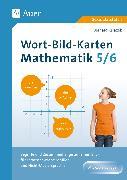 Cover-Bild zu Wort-Bild-Karten Mathematik Klassen 5-6 von Ksiazek, Bernard