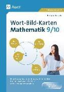Cover-Bild zu Wort-Bild-Karten Mathematik Klassen 9-10 von Ksiazek, Bernard