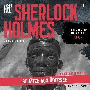 Cover-Bild zu Sherlock Holmes: Schätze aus Übersee (Audio Download) von Doyle, Arthur Conan