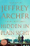 Cover-Bild zu Archer, Jeffrey: Hidden in Plain Sight