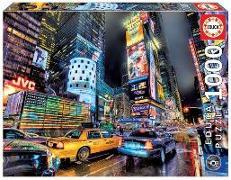 Cover-Bild zu Educa (Hrsg.): Educa Puzzle. Times Square 1000 Teile