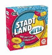 Cover-Bild zu Herausgegeben von Educa (Hrsg.): Stadt Land Flip
