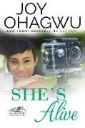 Cover-Bild zu She's Alive (She Knows Her God, #12) (eBook) von Ohagwu, Joy