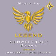Cover-Bild zu Lu, Marie: Legend - Schwelender Sturm (Audio Download)