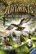Cover-Bild zu Lu, Marie: Spirit Animals, Band 7: Der Zauber befreit (eBook)