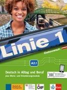 Cover-Bild zu Linie 1 Österreich A2.1. Kurs- und Übungsbuch mit DVD-ROM von Dengler, Stefanie