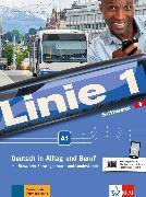 Cover-Bild zu Linie 1 Schweiz A1. Kurs- und Übungsbuch mit DVD-ROM von Kaufmann, Susan