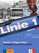 Cover-Bild zu Linie 1 A1. Lehrerhandbuch. Ausgabe für die Schweiz von Harst, Eva
